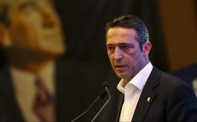 Ali Koç: 'Reyes transferinden utanıyorum'
