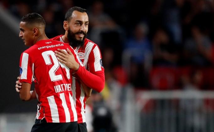 Kostas Mitroglou attı, PSV farklı şekilde gruplara kaldı!