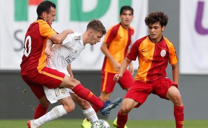 Galatasaray U19, Real Madrid'e kaybetti
