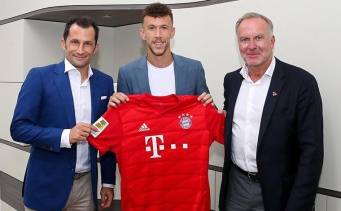 Ivan Perisic'in yeni adresi Bayern Münih