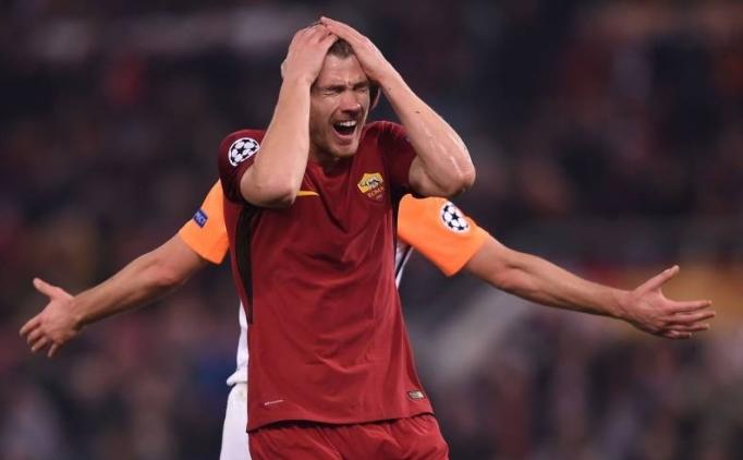 Edin Dzeko'dan Inter yanıtı; 'Önce tatil...'