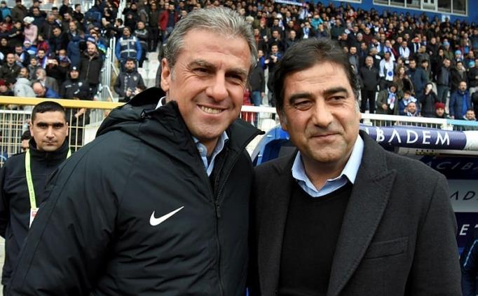 Hamza Hamzaoğlu: ''Eğer ligde kalmak istiyorsak...''