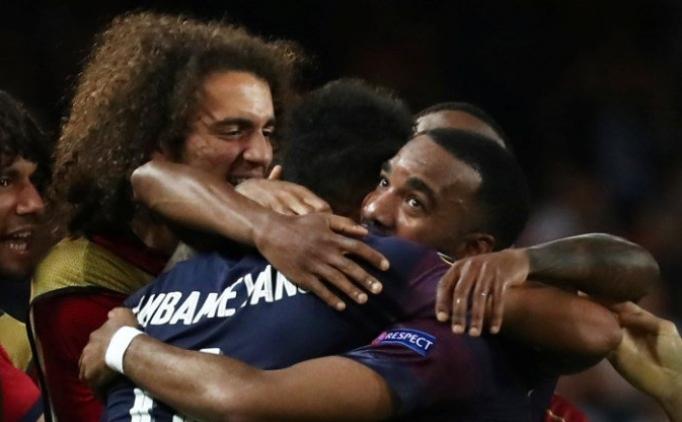 Alexandre Lacazette: 'Şampiyonlar Ligi'ni istiyoruz'