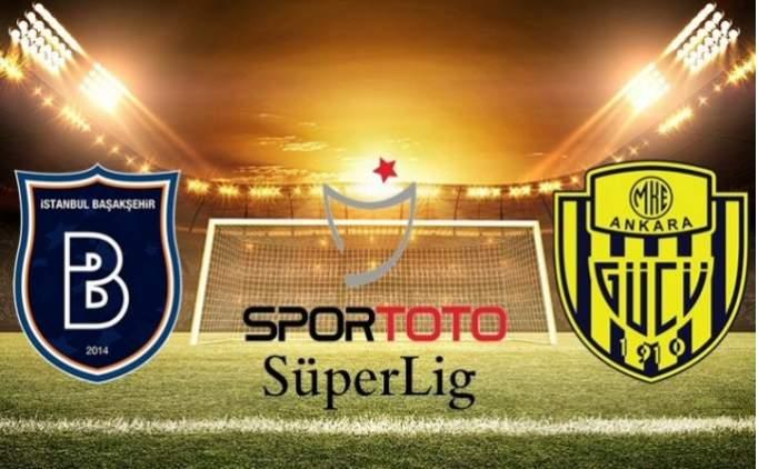 Başakşehir - Ankaragücü maçı canlı şifresiz izle (bein sports izle)