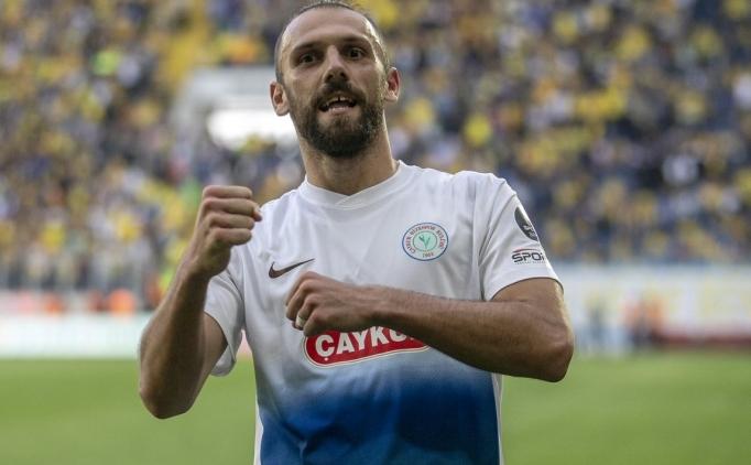 Vedat Muriqi: 'Fenerbahçe'den başka yerde oynamam'