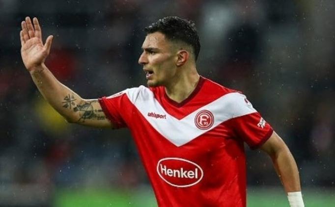 Kaan Ayhan frikikten attı ama Wolfsburg coştu!