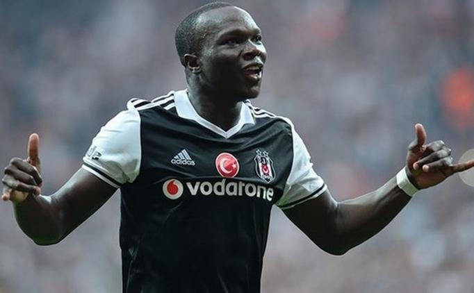 Beşiktaş'ta Vincent Aboubakar için seferberlik ilan edildi