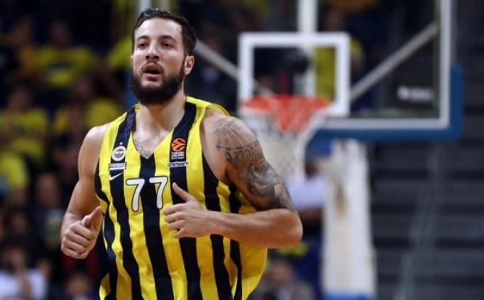 Fenerbahçe Beko'da Lauvergne neden oynamıyor?