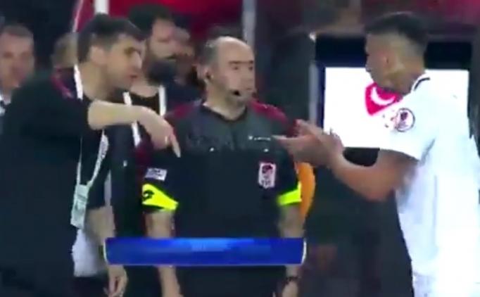 Finalde saha karıştı! Miguel Lopes kızardı...