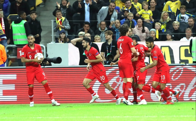Milli Takım'da EURO 2020 elemeleri mesaisi