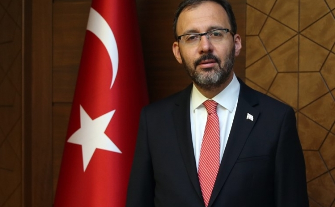 Mehmet Muharrem Kasapoğlu'ndan tebrik telefonu