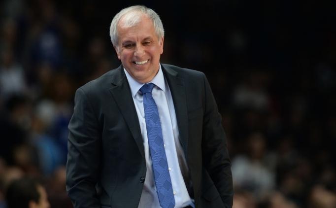 Zeljko Obradovic: ''Play-off zamanı!''