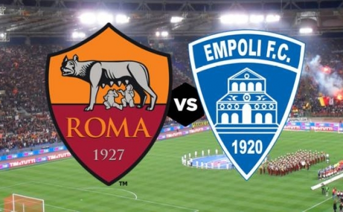 Roma Empoli canlı hangi kanalda? Roma Empoli maçı saat kaçta?