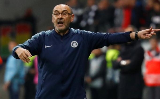 Maurizio Sarri: 'Sonuçtan memnun değilim'