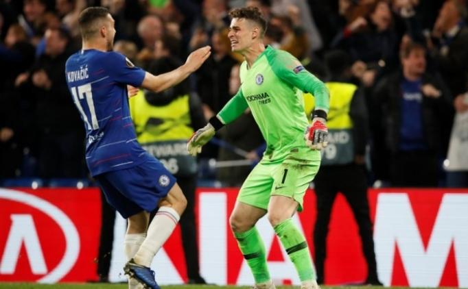 Kepa Arrizabalaga'dan penaltı itirafı!
