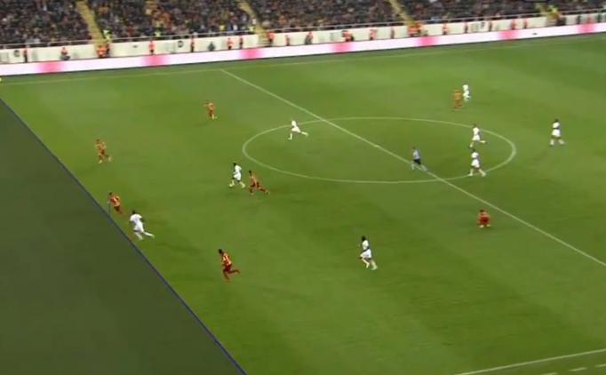 Galatasaray'ın golünde VAR incelemesi!