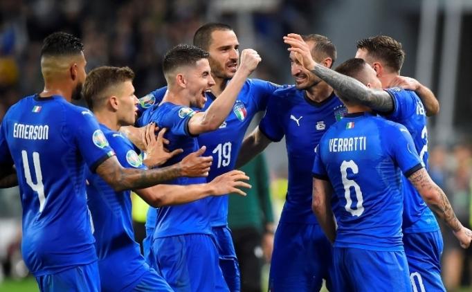 İtalya geri döndü, serisini sürdürdü!