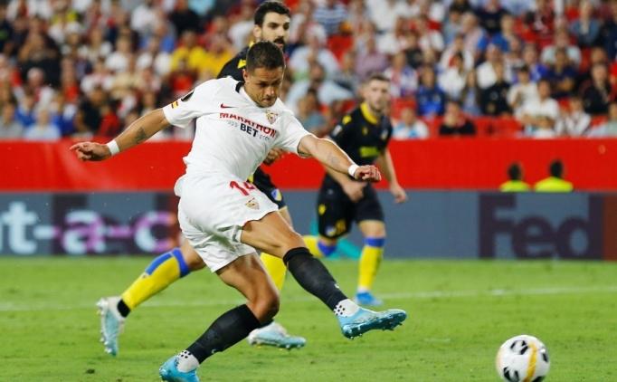 Sevilla tek golle grupta zirveye yerleşti!