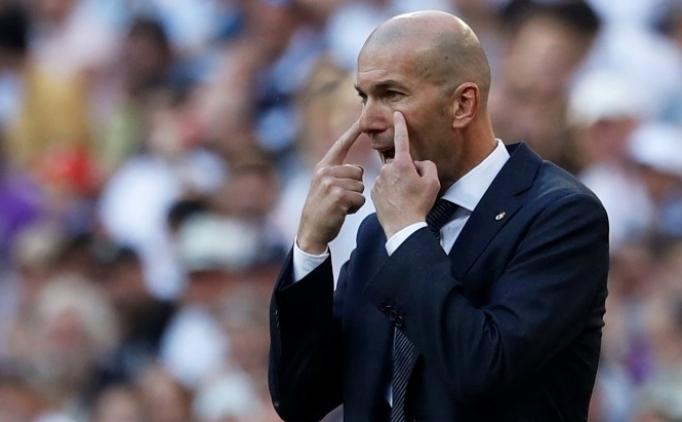 Zidane'dan oyuncularına övgü ve transfer yanıtı!