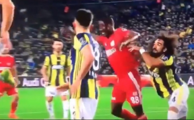 Sivasspor'dan penaltı beklentisi!