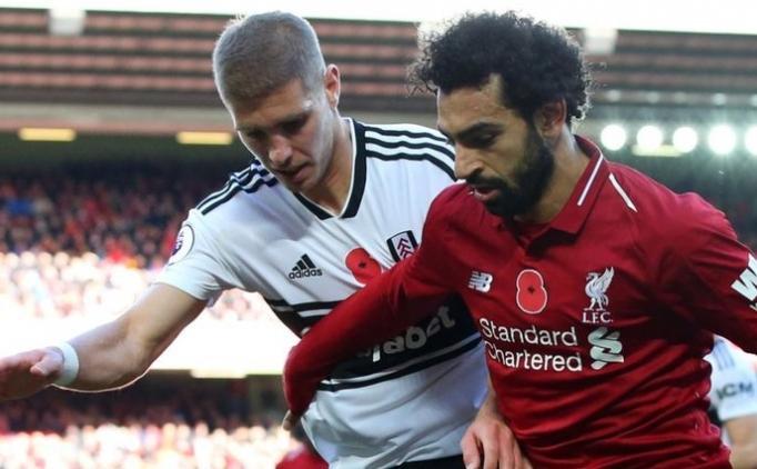 Fulham Liverpool canlı hangi kanalda? Fulham Liverpool maçı saat kaçta?