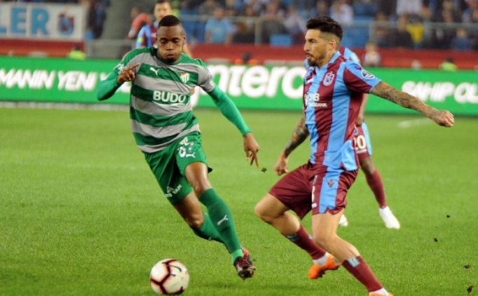 Bursaspor-Trabzonspor! İlk 11'ler