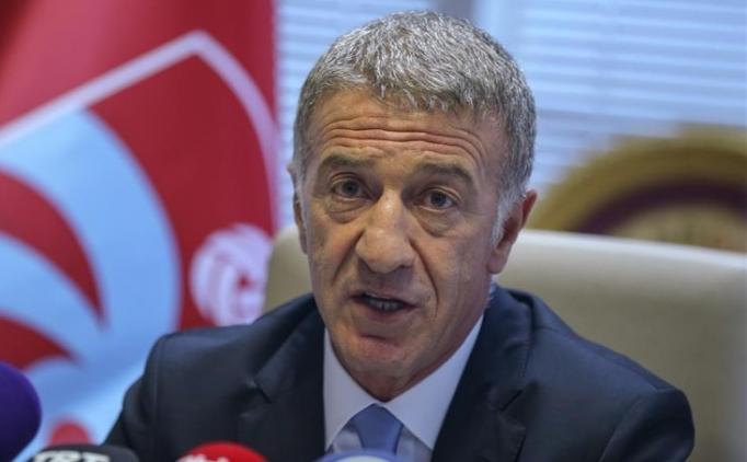 Ahmet Ağaoğlu'ndan hakem tepkisi; '14 puanımız gitti'