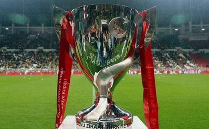 Türkiye Kupası'nda 2. tur heyecanı başlıyor