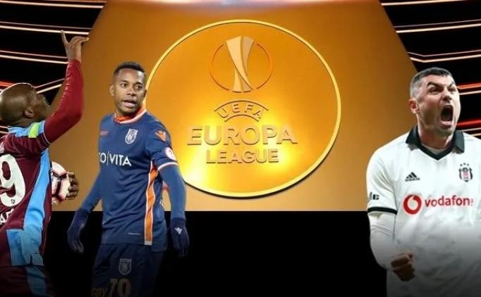 Bize galibiyet lazım, UEFA Avrupa Ligi'nde galibiyetler bekliyoruz