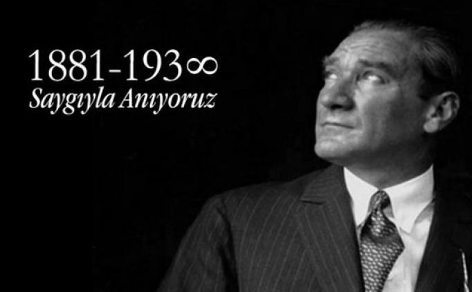 10 Kasım Atatürk görselleri, şiirleri, Atatürk'ü anma sözleri