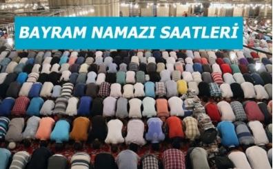 Yarın İstanbul Bayram namazı saat kaçta?