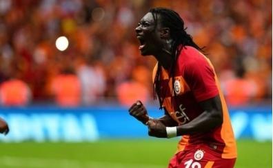 Derbilerin golcüsü Bafetimbi Gomis!