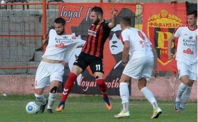 Fenerbahçe'nin rakibi Vardar ligde gol şov yaptı!
