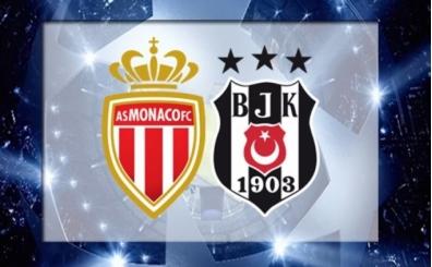 Beşiktaş, Monaco'ya karşı, maç hangi kanalda saat kaçta?