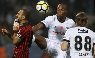 PFDK, Beşiktaşlı Ryan Babel'e 2 maç ceza verdi!