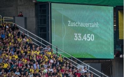 Dortmund-Bayern Münih maçında seyirci rekoru! Şampiyon Dortmund