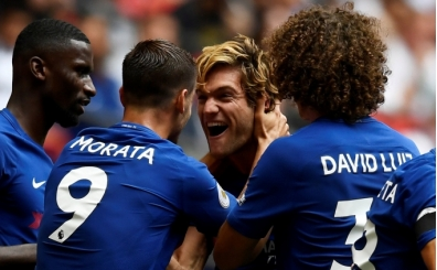 Londra derbisi nefes kesti! Zafer Chelsea'ninLondra derbisi nefes kesti! Zafer Chelsea'nin