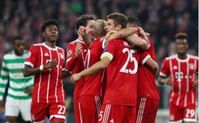 Bayern Münih Almanya'da geçit vermiyor