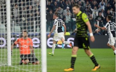 Juventus'a 3 puanı Mandzukic getirdi!