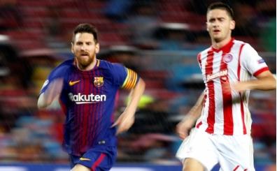 Şampiyonlar Ligi'nde dikkat çeken hafta! Beşiktaş, Messi...
