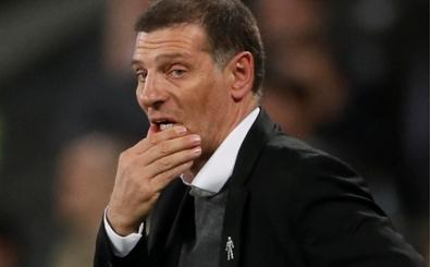 West Ham'da Slaven Bilic'in son şansı...