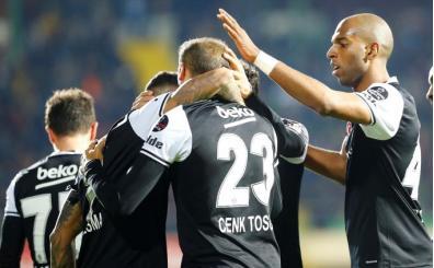 Beşiktaş, 149 gün sonra yeniden zirvede