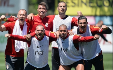 Galatasaray'da Bursaspor hazırlıkları sürüyor
