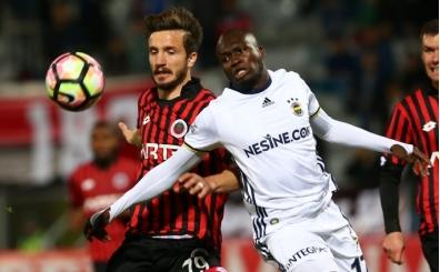 Moussa Sow: 'Belki kariyerimi Fenerbahçe'de bitiririm'