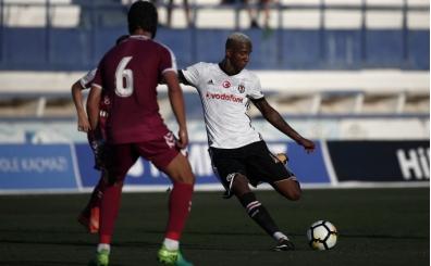 Beşiktaş İspanya'da beraberlikle başladı