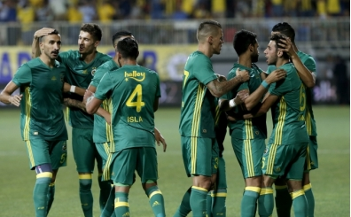 Fenerbahçe'nin muhtemel Trabzonspor maçı 11'i
