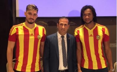Evkur Yeni Malatyaspor'da çifte imza!