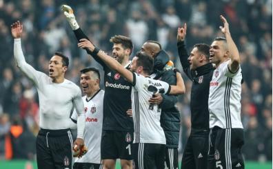 Beşiktaş, Şampiyonlar Ligi'nde rekor kırdı, R.Madrid'i geçti!