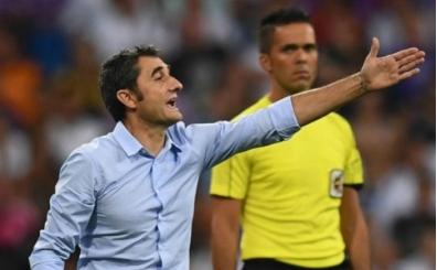 Ernesto Valverde: 'Real Madrid yenilmez değil'