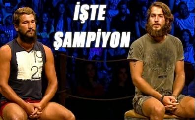 Kıbrıs'ta Survivor şampiyonu kim oldu? İşte Survivor kazanını